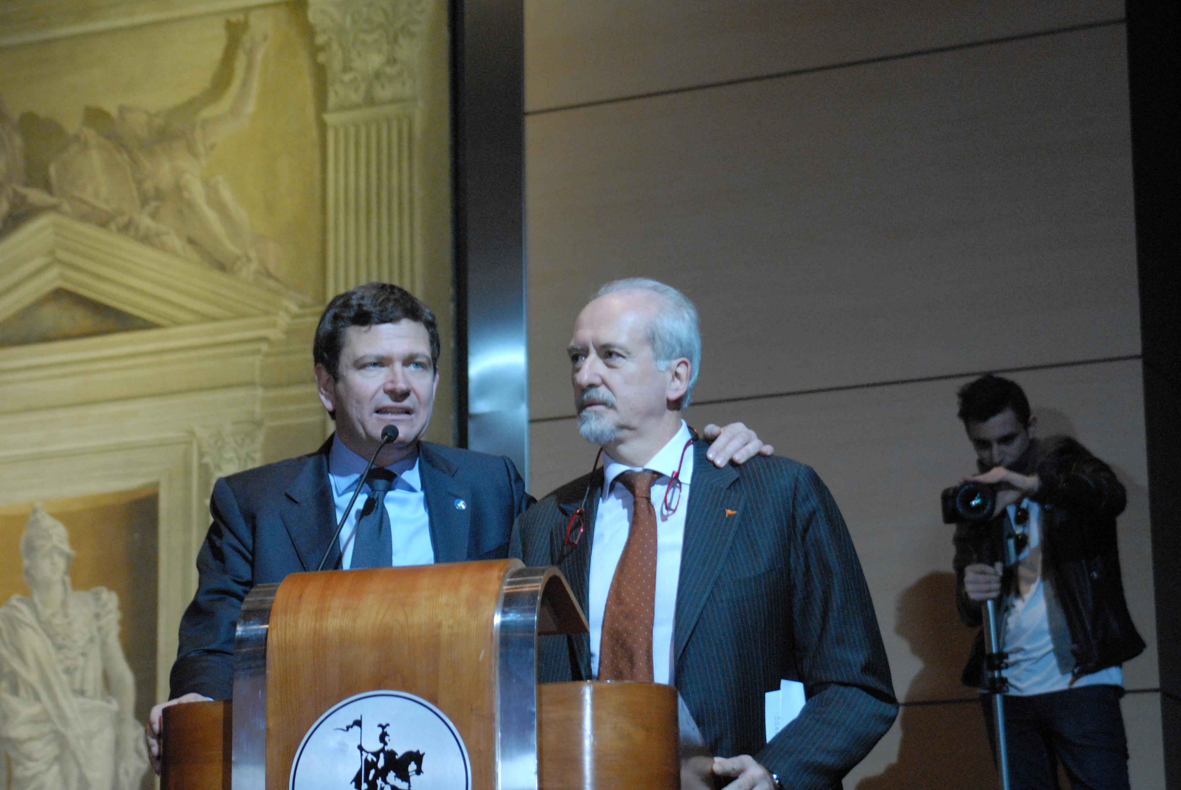 L'avv. Romolo Reboa presenta la propria candidatura al Senato della Repubblica