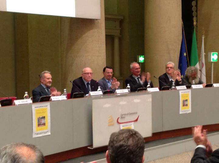 L'avv. Romolo Reboa al convegno organizzato dal CESI